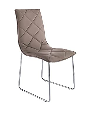 Contemporary Home Set Silla 4 Uds. Soft Taupe