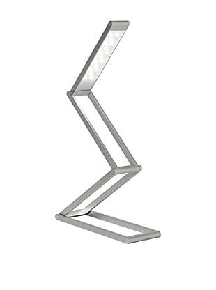 SULION Lámpara De Mesa LED Laplank Gris