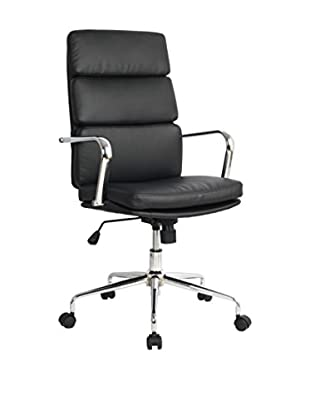 Office Ideas Bürostuhl Lawyer 25 schwarz 64,5 x 71 x 108/115H cm