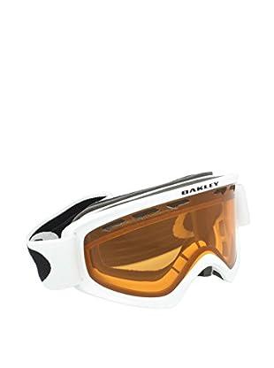 OAKLEY Skibrille 7048 weiß