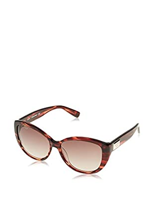 DSQUARED Gafas de Sol DQ0128 (58 mm) Marrón
