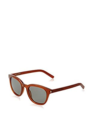 Yves Saint Laurent Gafas de Sol Classic 1 (49 mm) Marrón