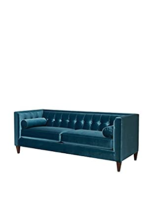 Jennifer Taylor Home Presley Sofa, Corsair Blue