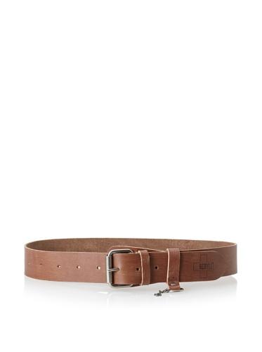 +Beryll Raw Men's Wide Vintage Belt (Brown)