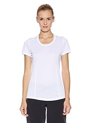 Mountain Hardwear Camiseta Técnica Wicked Lite S/S T (Blanco)