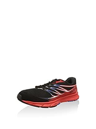 Salomon Zapatillas Sense Link Negro / Rojo EU 40 (UK 6.5)