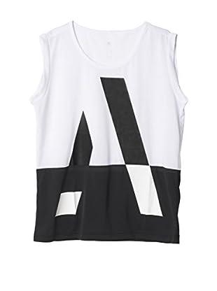 adidas Camiseta sin mangas Wardrobe Style