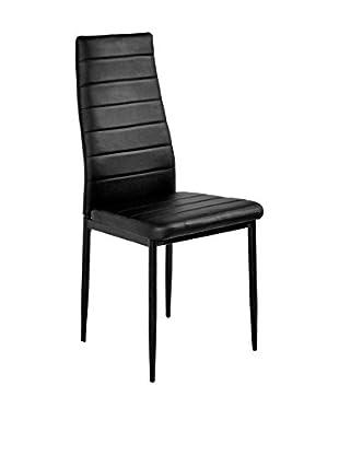 Evergreen-House Stuhl schwarz