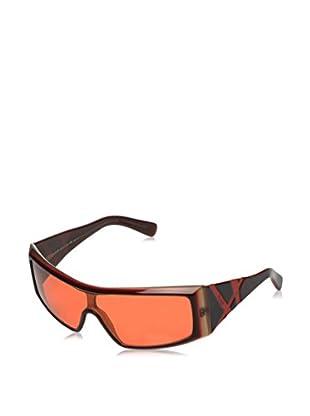Exte Sonnenbrille EX-50702 (61 mm) dunkelrot/rot