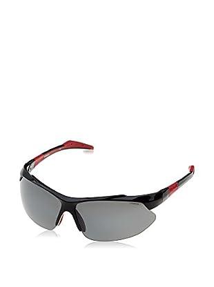 Polaroid Sonnenbrille P7001 (67 mm) schwarz/rot