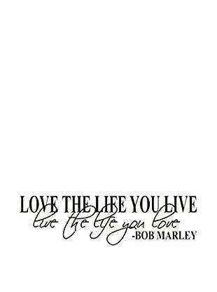 SuperStudio Wandtattoo Bob Marley
