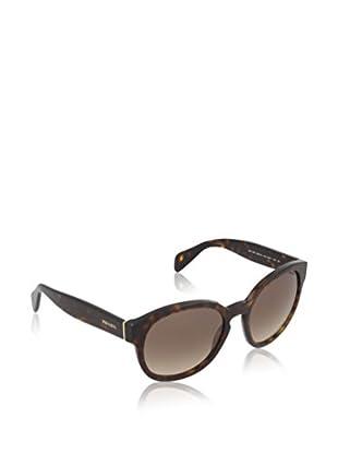 Prada Gafas de Sol 18RS 2AU3D0 (56 mm) Havana