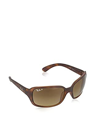 Ray-Ban Sonnenbrille Polarized Mod. 4068 (60 mm) havanna