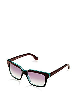 Marc by Marc Jacobs Sonnenbrille 827886162529 (53 mm) granatrot/aquamarin