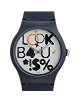 Fastrack Men's Watch - 9914PP01M