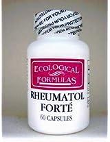 Ecological Formulas - Rheumatol Forte 60 caps