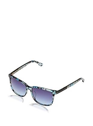 Diesel Sonnenbrille 0122-_55E (57 mm) blau/schwarz