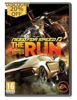 Need for Speed: The Run - Limited Edition (PC DVD)