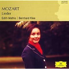 モーツァルト:歌曲集 / マティスの商品写真