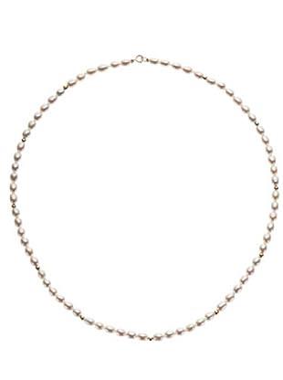 Emi Kawai Kette Gelbgold 18k Perlenkette