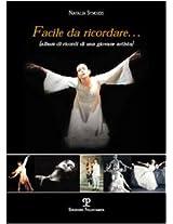 Facile Da Ricordare: Album Di Ricordi Di Una Giovane Artista