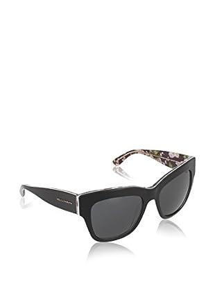 Dolce & Gabbana Gafas de Sol 4231 284087 (54 mm) Negro