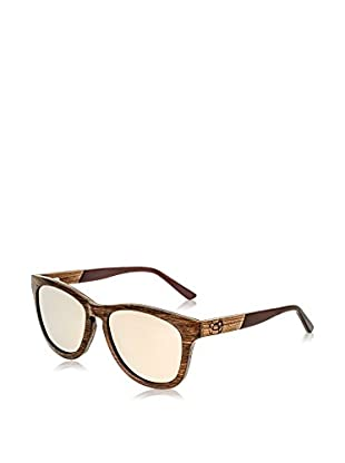 Earth Wood Sunglasses Gafas de Sol Wood Cove (52 mm) Marrón