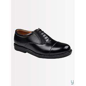 Bata Men Remo 8316501 Black Formal Shoes