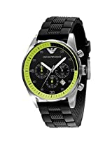 Emporio Armani Classic AR5865 Chronograph Watch - For Men