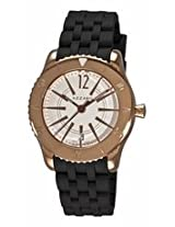 Azzaro Coastline White Dial Rubber Mens Watch Az2200.52Ab.050