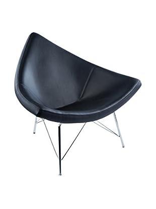 Natura Accent Sessel schwarz