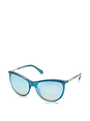 Roberto Cavalli Gafas de Sol RC873S (58 mm) Azul