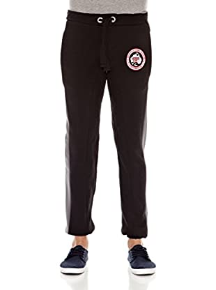 Geographical Norway Pantalón Media Men 100 (Negro)