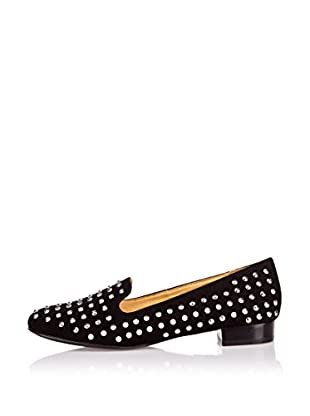 Buffalo London Slippers Marina (Negro)