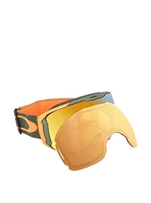 Oakley Máscara de Esquí Airbrake Xl Negro / Naranja