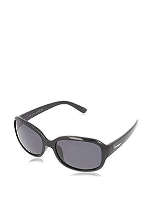 Polaroid Sonnenbrille Polarized P8421_KIH (57 mm) schwarz