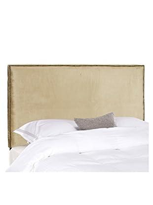 Safavieh Sydney Headboard, Queen Size, Champagne Gold