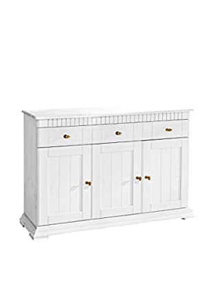 13 Casa Mueble Buffet Sparrow C2 Blanco