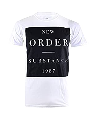 ICONIC COLLECTION - NEW ORDER Camiseta Manga Corta Substance Boxed