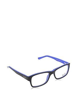 Ray-Ban Gestell 5268 517950 (52 mm) schwarz/blau
