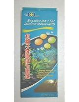 M & M Mars Aquarium Filter Mat Negative Ion + Far Infrared Magic-Rug