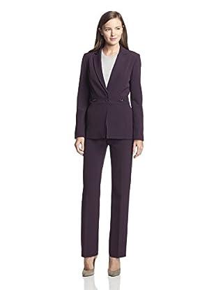 Tahari by ASL Women's Carl Pant Suit