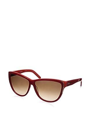 Chloé Women's CE602S Sunglasses, Red