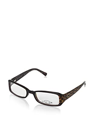 Oscar by Oscar De La Renta Women's OSL318 Eyeglasses Crystal Dark Brown