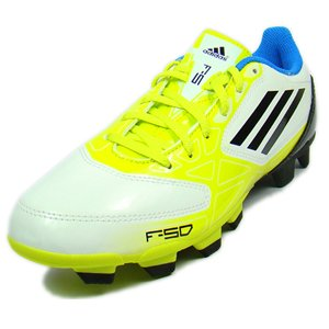 Adidas F5 TRX FG Football Studs | Shoe Size (UK/Indian) 10 | Color Multicolour