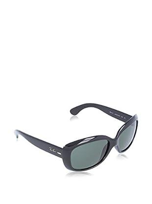 Ray-Ban Gafas de Sol Jackie Ohh (58 mm) Negro