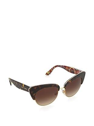 Dolce & Gabbana Gafas de Sol 4277 303713 (52 mm) Havana