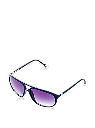 E. Zegna Gafas de Sol SZ3511E_07NS (59 mm) Azul Oscuro