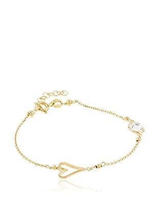 ALBA CAPRI Armband Fia vergoldetes Silber 925