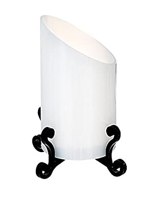 Iplex Design Portavelas Lounge Blanco